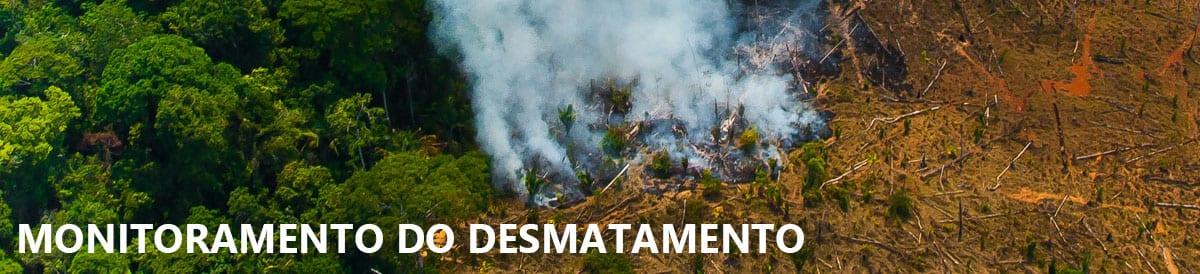 Monitoramento desmatamento 1 - O Imazon