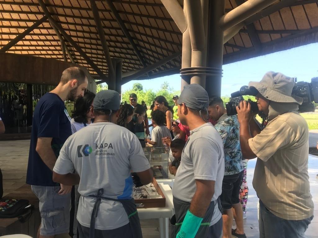 """utinga2 1024x768 - Campanha """"Um dia no Parque"""" leva famílias para Unidades de Conservação em todo o país"""