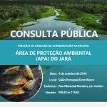convite Juruti consultas publicas site 150x150 - Edital de convocação para Consulta Pública de criação de Unidade de Conservação Municipal em Juruti