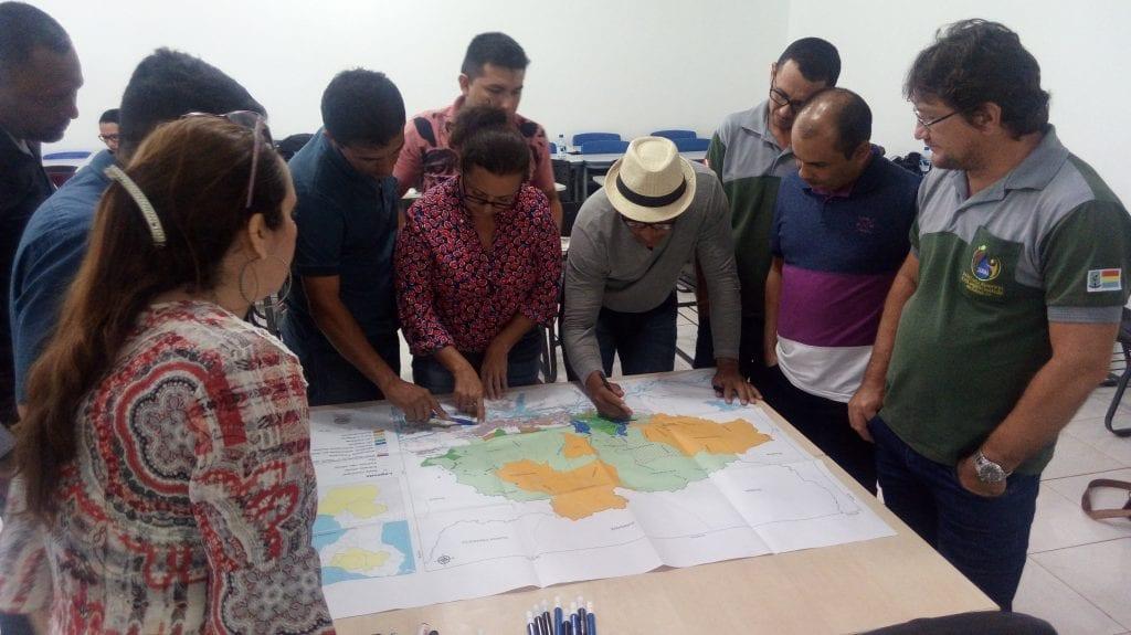 20180406 151433 1024x575 - Programa Territórios Sustentáveis capacita 64 ambientais no Norte do Pará