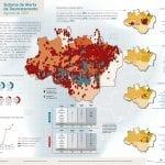SAD agosto 2019 150x150 - Boletim do Desmatamento da Amazônia Legal (agosto 2019) SAD