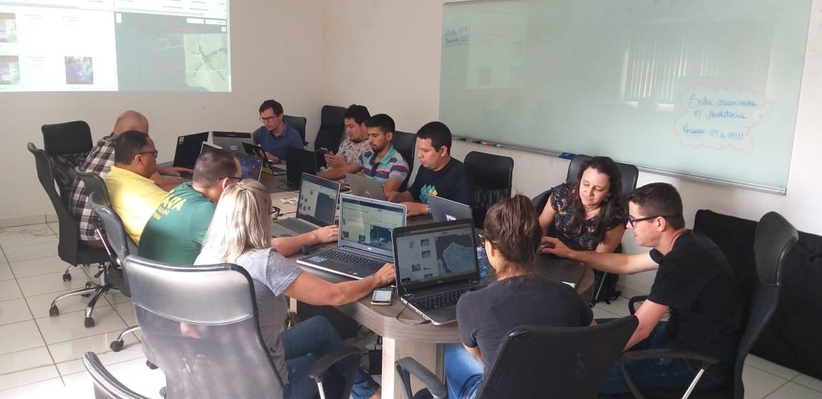 Oficina MapBiomas 02 - Imazon promove workshop sobre dados e as ferramentas do MapBiomas.