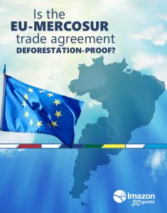 Mercosul UE capa 235x300 - O acordo comercial entre UE-Mercosul é à prova de desmatamento?