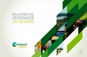 Capa Relatorio de Atividades 2019 2020 300x199 - Relatório de Atividades 2019-2020 - Edição comemorativa de 30 anos
