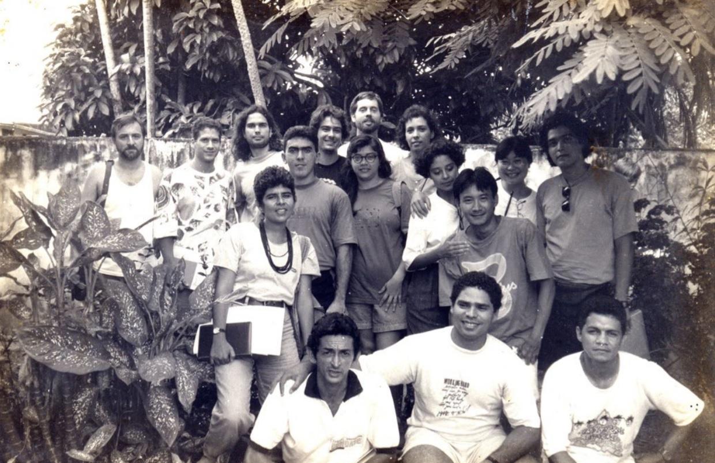 Foto antiga do Imazon - Imazon completa 31 anos de pesquisa para o desenvolvimento sustentável da Amazônia