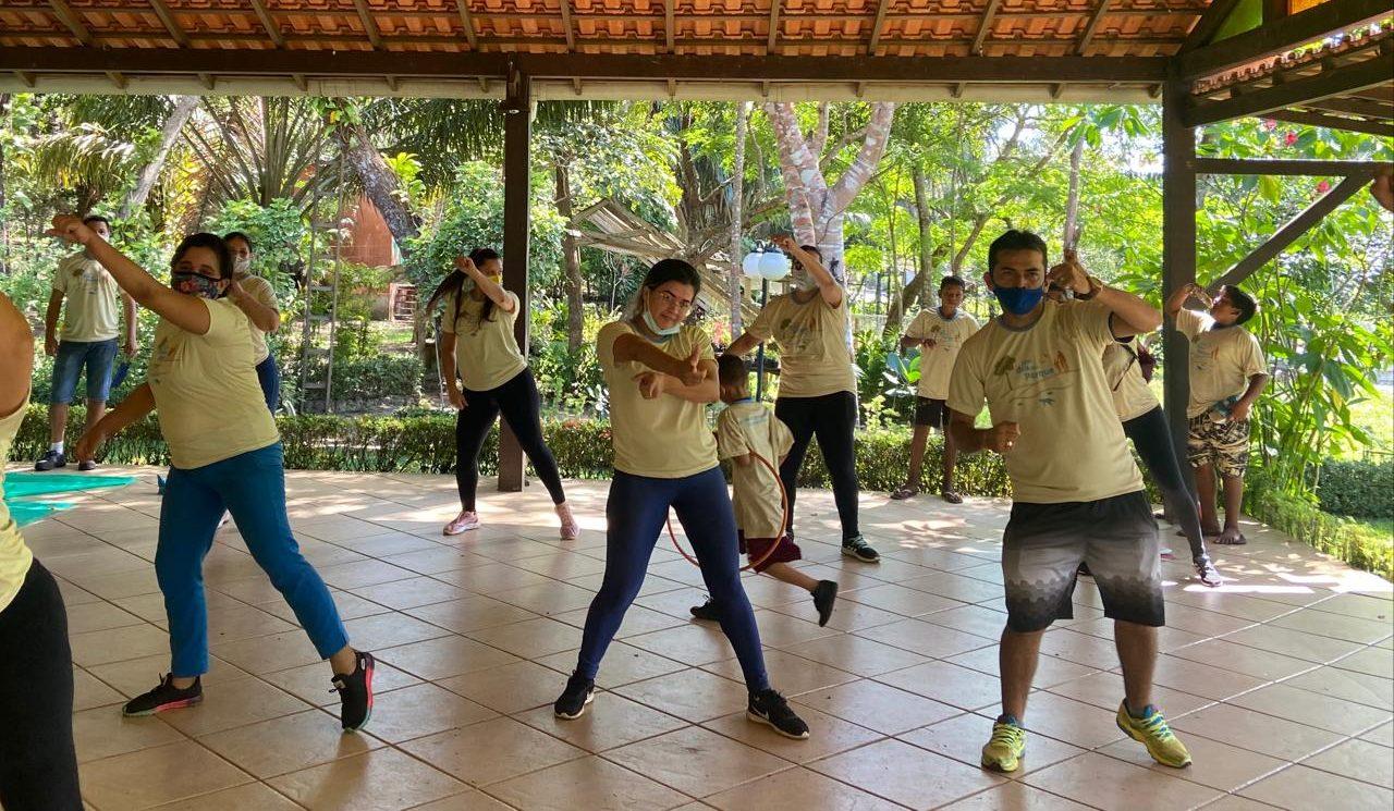 WhatsApp Image 2021 07 17 at 11.30.38 e1626795303931 - Pará adere à campanha Um Dia no Parque com centenas de participantes