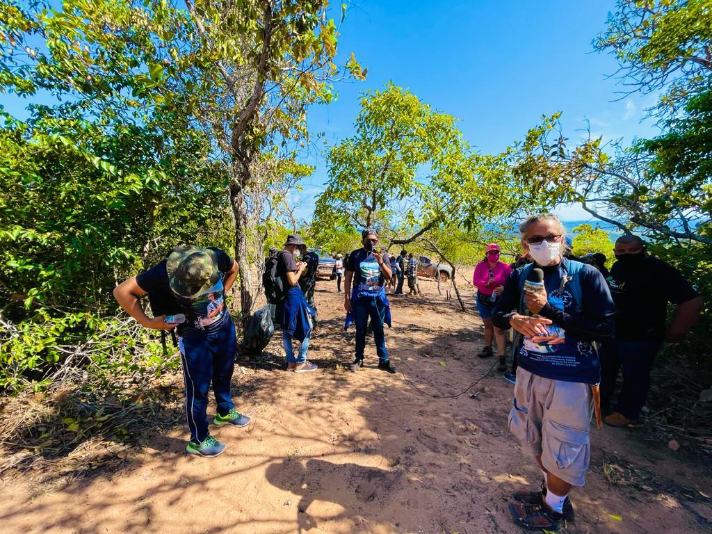 WhatsApp Image 2021 07 18 at 21.32.59 - Pará adere à campanha Um Dia no Parque com centenas de participantes