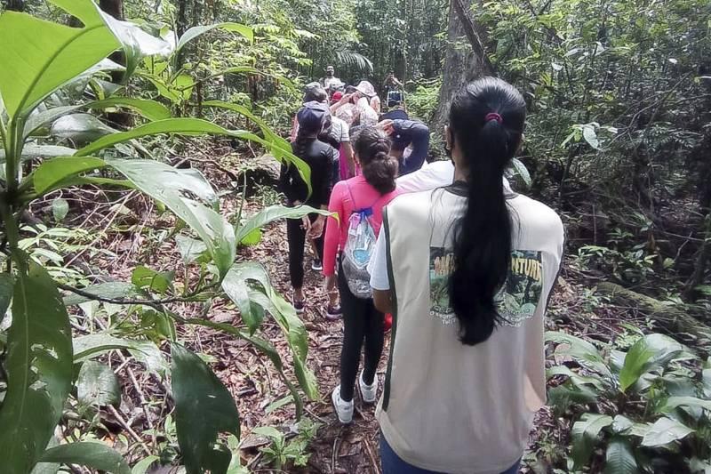 up ag 29946 823346ab 9770 fafc 2fa2 eed5cc49a72c - Pará adere à campanha Um Dia no Parque com centenas de participantes