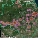 Mapa PrevisIA 03 150x150 - PrevisIA: Imazon, Microsoft e Fundo Vale lançam ferramenta de Inteligência Artificial que ajudará na prevenção do desmatamento da Amazônia