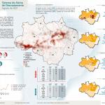 SAD Agosto21 150x150 - Boletim do desmatamento da Amazônia Legal (agosto 2021) SAD