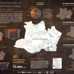 Simex AM Agosto2019 Julho2020 150x150 - Sistema de Monitoramento da Exploração Madeireira (Simex): Mapeamento da exploração madeireira no Amazonas – Agosto 2019 a Julho 2020