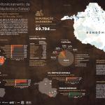 Simex RO Agosto2019 Julho2020 150x150 - Sistema de Monitoramento da Exploração Madeireira (Simex): Mapeamento da exploração madeireira em Rondônia – Agosto 2019 a Julho 2020